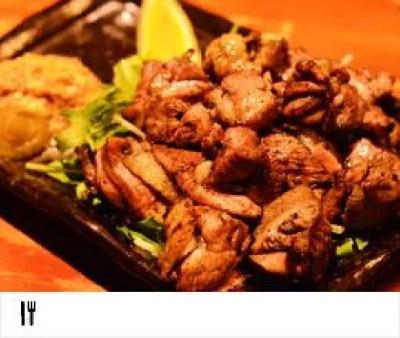 梅田焼き鳥ランキング⑧鴨の刺身も!坂上家