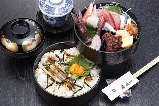 仙台づけ丼ランキング③特別な日のお寿司屋さん、鮨 仙一