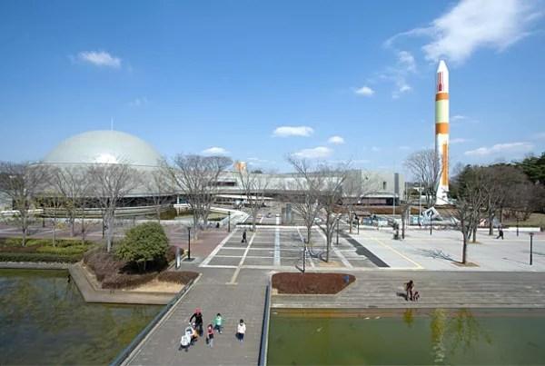 つくば観光スポットランキング②科学に親しむ!つくばエキスポセンター