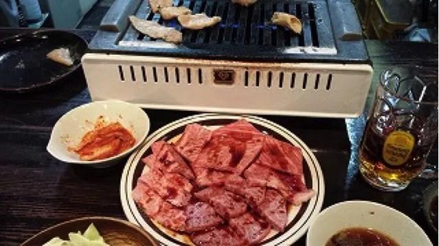 京都焼肉ランキング②手切りで新鮮そのもの!お刺身も堪能【牛ひらい】