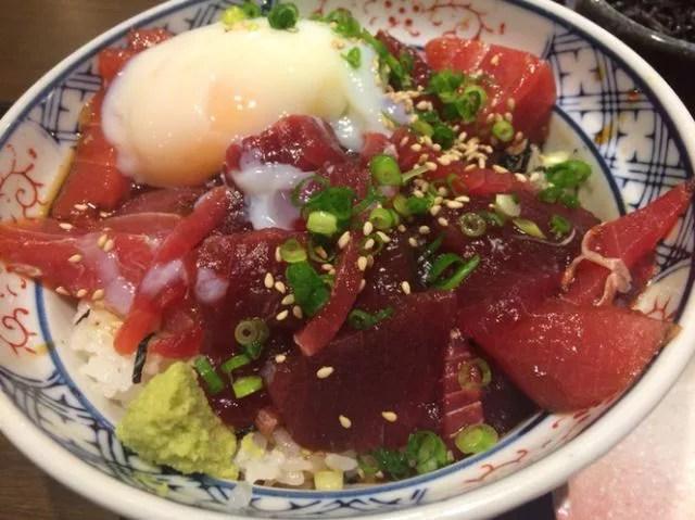 仙台海鮮丼ランキング⑦飲む人も飲まない人も!旬彩鮮魚 梵天食堂 泉中央店