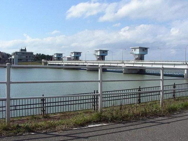 新潟県心霊スポットランキング④様々なものが流れ着く…関屋分水