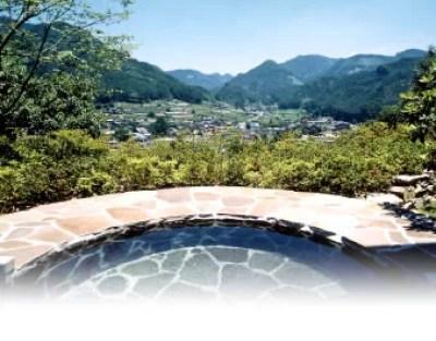 福岡県日帰り温泉ランキング⑦手を延ばせば満天の星に手が!「星の温泉館 きらら」
