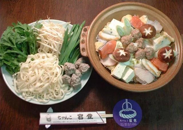 仙台鍋ランキング②お相撲さんの味を仙台で!ちゃんこ宮登(みやのぼり)