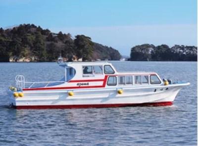 団体で小型船・中型船もチャーター可能