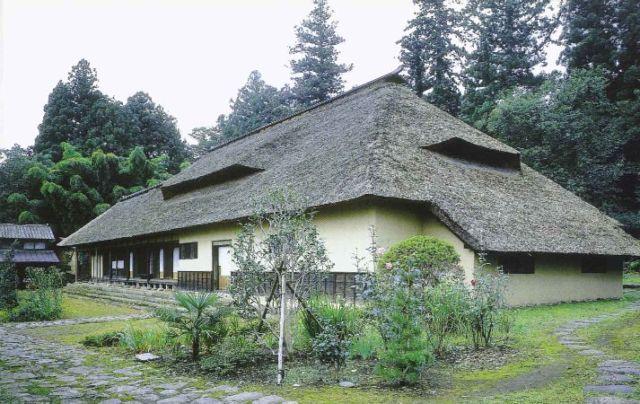 蔵王観光スポットランキング⑩江戸時代の古民家、我妻家住宅(あがつまけじゅうたく)
