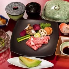 水戸ステーキランキング⑤ホテルディナーに常陸牛!カフェテラス馬酔木(あしび)