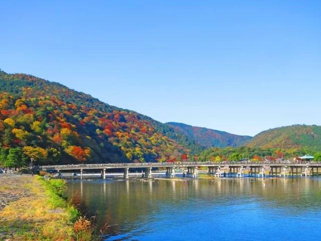 京都は嵐山の渡月橋観光に行く前に知っておきたい10の事