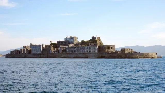 長崎県観光スポットランキング②映画の撮影でもおなじみ!軍艦島