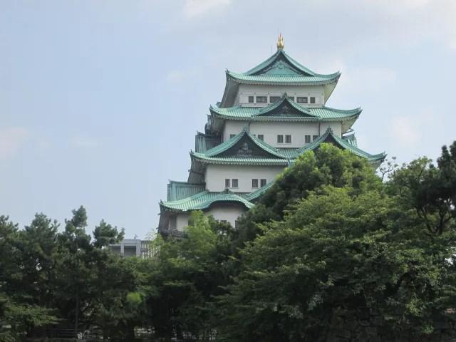 名古屋歴史的観光スポットランキング②まさに歴史博物館!城下町のジオラマと長屋を再現「名古屋城天守閣」