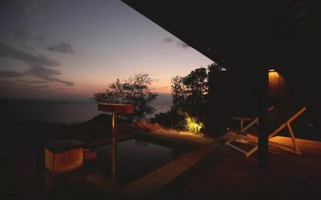 知多半島温泉ランキング①露天風呂付き全10室、贅を尽くしたハイクラスの宿「知多半島海のしょうげつ」