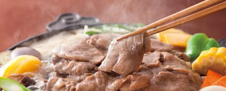 北海道郷土料理ランキング③羊肉の旨味が野菜に染み込む!「ジンギスカン」