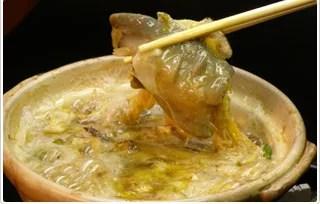 岩手県のお鍋ランキング③珍しい鍋が食べられる「八福どぜう庵」