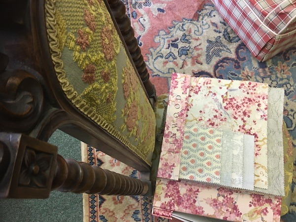 Antique Furnishings Repaired and Reupholstered