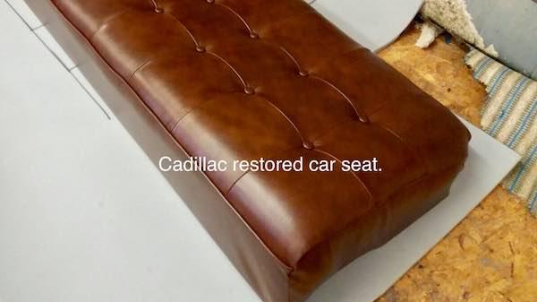 Cadillac seat