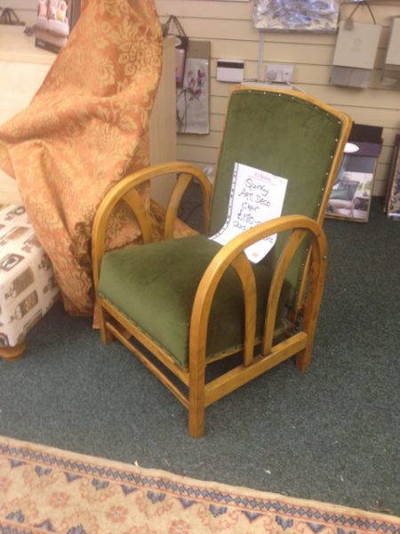 1930's Chair