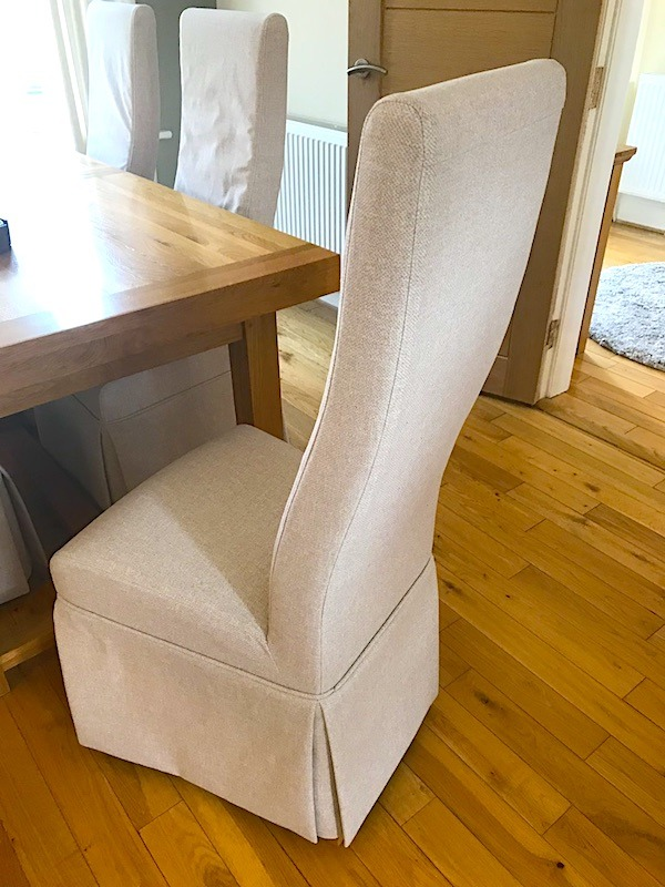 Kingston Chair - loose cover-set of six