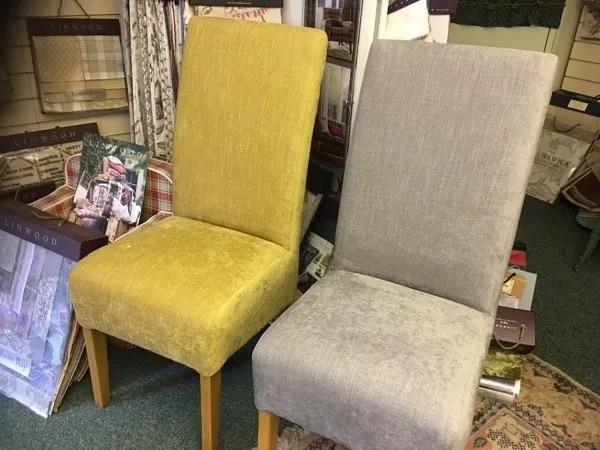 Kingston High Back Dining Chairs