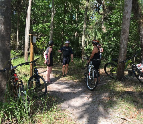 mountain bike trails orlando
