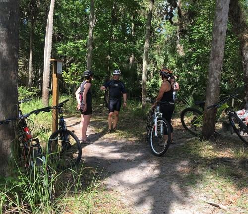 mountain bike trails orlando