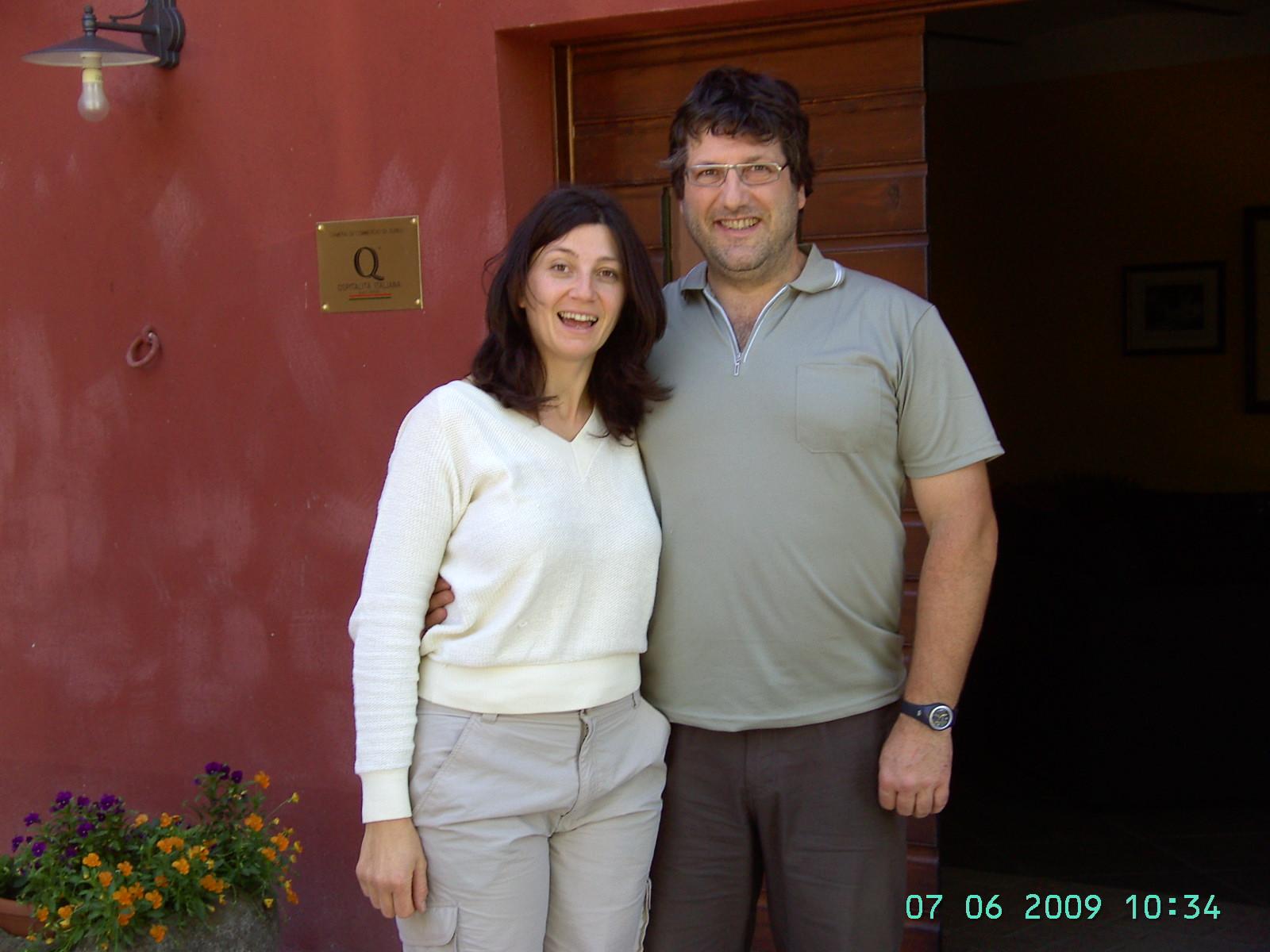 Chiara und Paolo