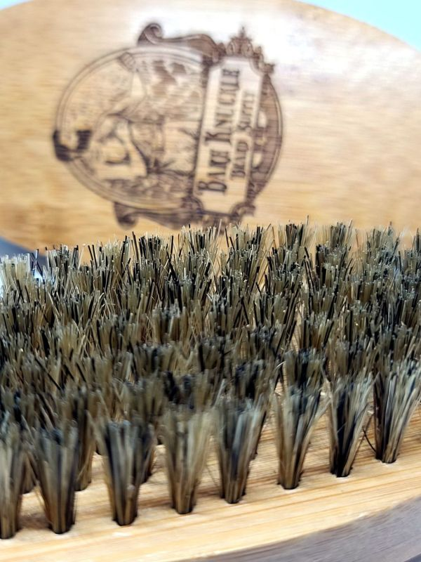 Beard Brush Bristles