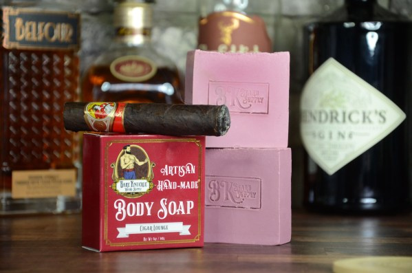 Cigar Lounge - Artisan Body Soap