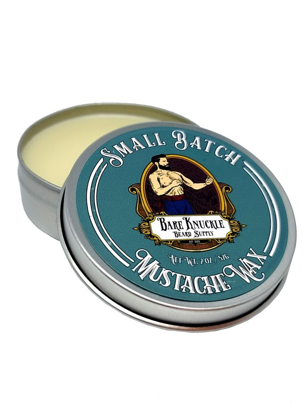 Mustache Wax Product Photo