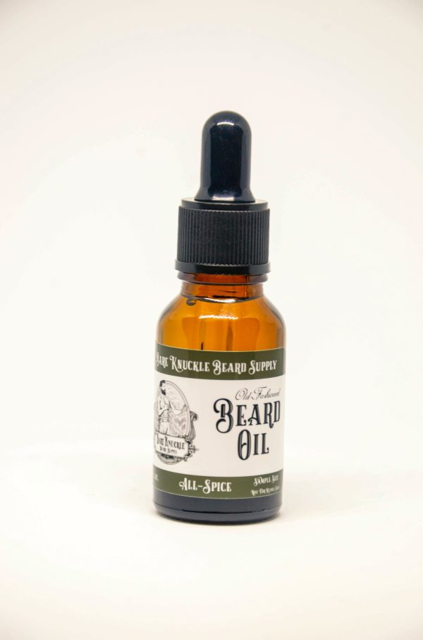 All-Spice Oil - .5 oz