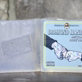 Diamond Hands - Ape Nation Limited Edition Body Soap