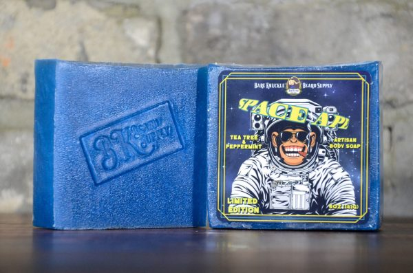 Space Ape - Ape Nation Limited Edition Body Soap