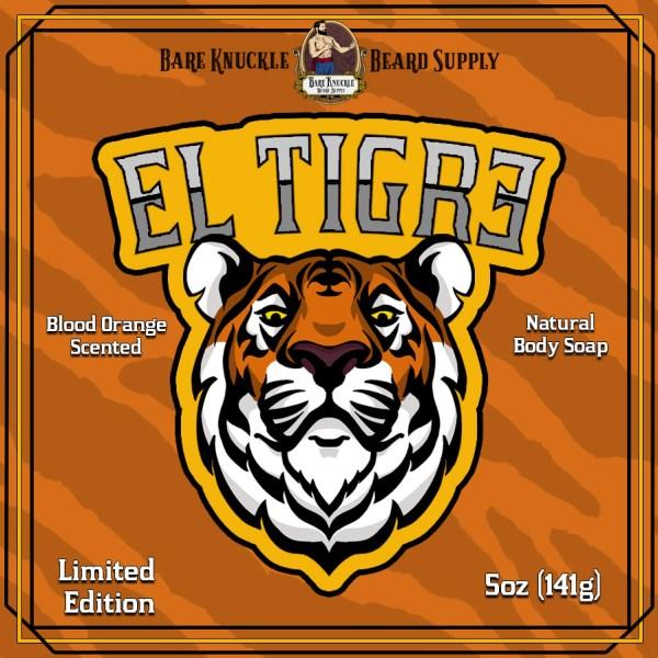 El Tigre Body Soap