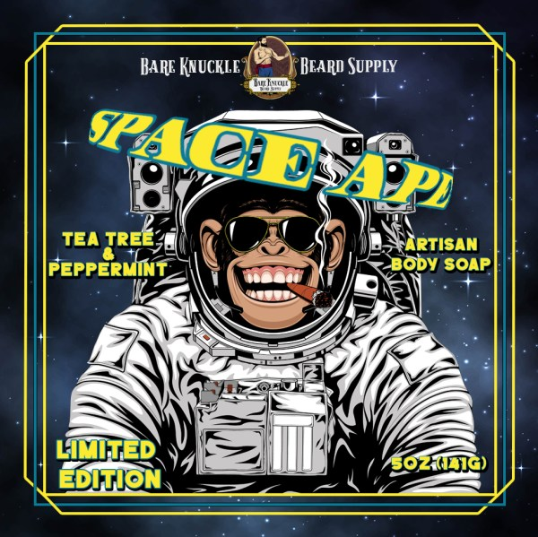 Space Ape - Ape Nation Body Soap