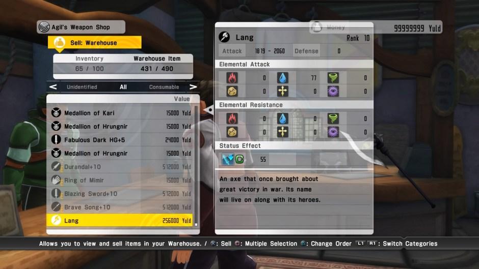 Sword Art Online: Lost Song_20160629004100