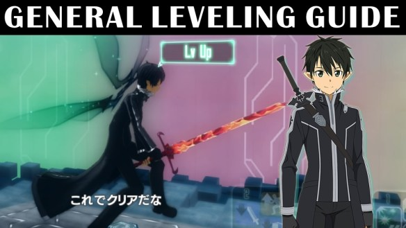 General Leveling Guide | BK Brent's Game Guides