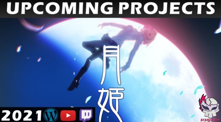 [BLOG] Upcoming Projects (2021)