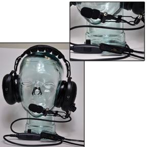 BK Radio KAA0223 Headsest