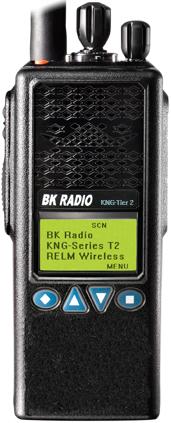 BK Radio KNG P150 T2 No Keypad