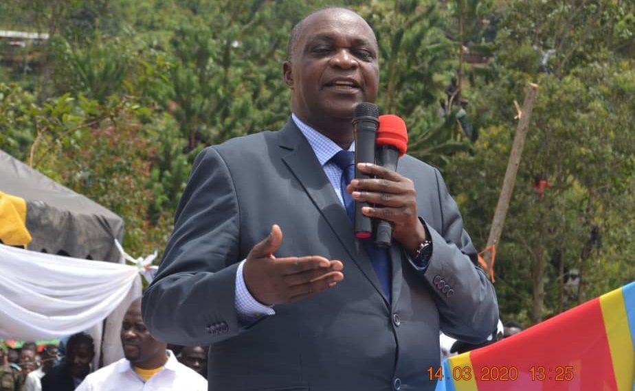 SUD-KIVU : Norbert KANTINTIMA élu et reconduit  pour 4 ans à la tête de MILAPRO.