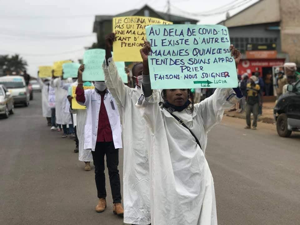 Bukavu : Le 5 ans d'activisme actif au sein de la Lucha de Judith MAROY.