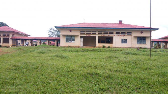 MWENGA : Des matériels médicaux de nouveau volés à l'hôpital Général de Kamituga