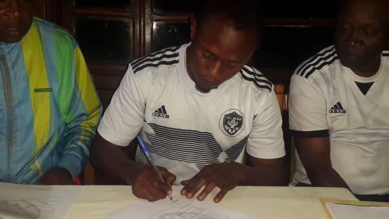 FOOT TRANSFERT : Le oui de MAMBA Mukombozi à OC Bukavu-Dawa non reconnu par son club As Nyuki du nord – Kivu.