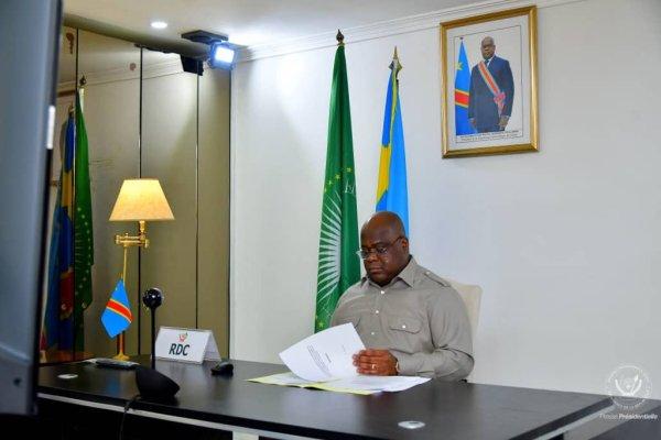 SOMMET DE GOMA : Les Chefs de l'Etat réaffirmés leur volonté d'éradiquer les forces négatives et les groupes armés opérant dans la Sous-région des Grands Lacs.