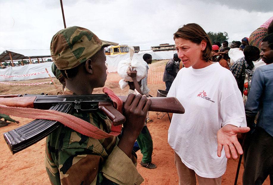 Maniema : MSF demande aux acteurs armés actifs le respect de la vie des populations civiles.
