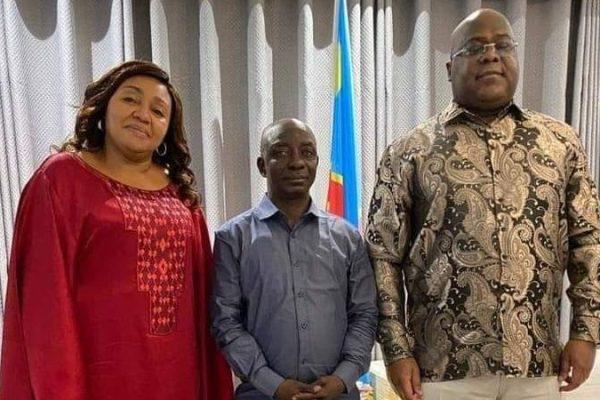 RDC: Justin BITAKWIRA émissaire du couple présidentiel dans le conflit sur les hauts plateaux d'uvira,fizi et Minembwe.