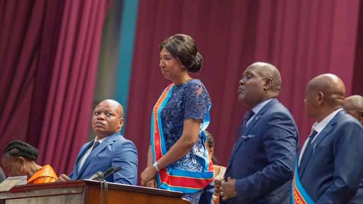 RDC : Jean Marc KABUNDA recrute des députés FCC pour déchoir Jeanine MABUNDA.