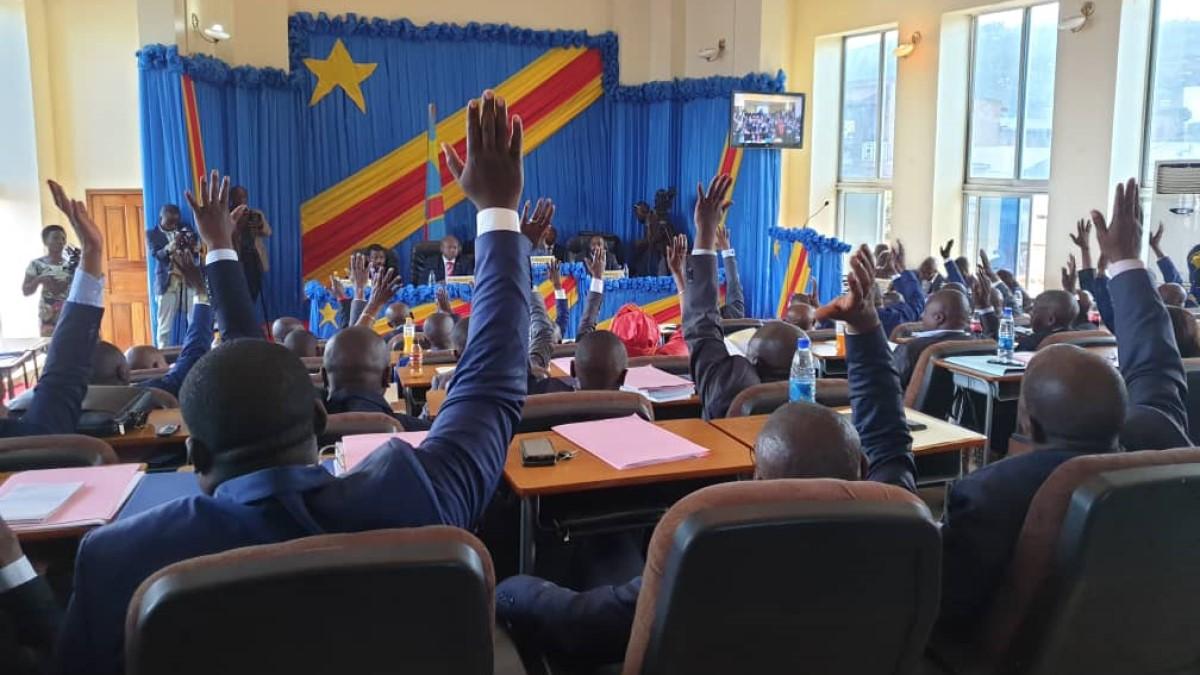 EXETAT 2021 au Sud-Kivu : l'Assemblée provinciale fixe à 15 dollars américains le frais de participation.