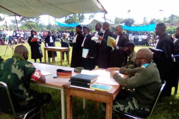 Affaire Mbobero : Le verdict du procès du sergent Bwira MALIRA attendu le 3 mars 2021.
