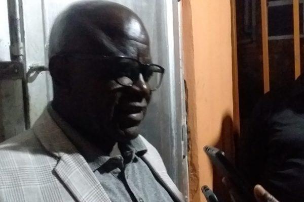 Sport EUFBUK : voté comme président de AS Ruzizi,  Jovi MULEMANGABO directeur de la SNEL sud-kivu promet la relance de cette équipe de l'entreprise étatique.