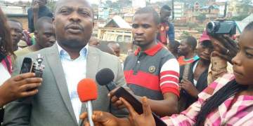 POLITIQUE : '' Norbert KANTINTIMA n'a jamais influencé mon choix politique vers l'Union Sacrée pour la Nation USN.» MUKOME DOUGLAS Dunia ancien du PPRD.